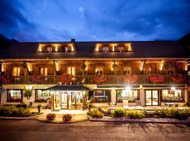 Auberge du Manoir, hotel in Chamonix-Mont-Blanc