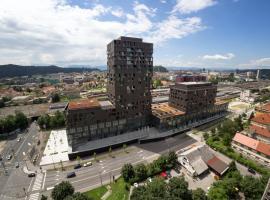 TiliaStay, hotel near BTC City, Ljubljana