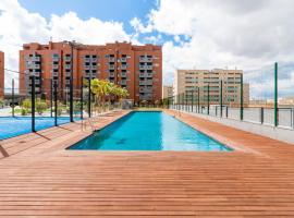 New Big Apple Apartment Pts Granada Canovas