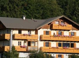 Haus Meissnitzer, Hotel in Fuschl am See