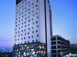 """10 geriausių viešbučių netoliese – Prekybos centras """"Senayan City"""", Džakarta, Indonezija"""