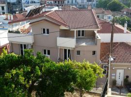 Eviali Apartments, hotel near Limni Evias, Limne