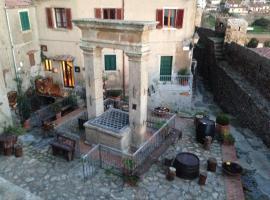 La Cisterna, family hotel in Giglio Castello