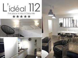 L'IDEAL 112 (85m2, 2 chambres, Parking)