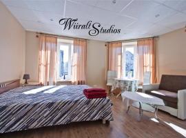 Wiiralt Studios