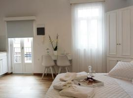 Agapi Suites, beach hotel in Chania Town