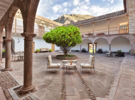 Hotel La Casona De Yucay Valle Sagrado, hotel in Urubamba