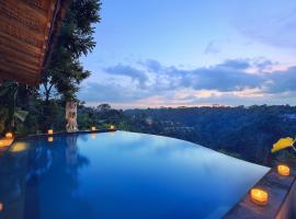 Pramana Watu Kurung Resort, resort en Ubud