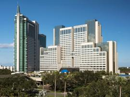 Hyatt Regency Orlando, family hotel in Orlando