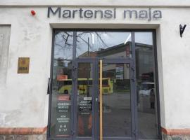 Martensi Maja