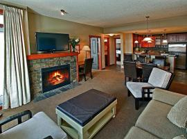 Two Bedroom Suite at the Blackstone Mountain Lodge
