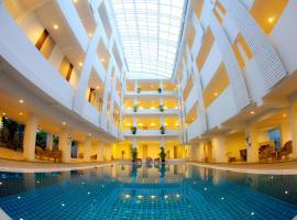 Trang Hotel Bangkok, отель в Бангкоке