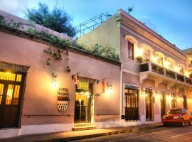 Boutique Hotel Palacio, hotel near Malecon, Santo Domingo