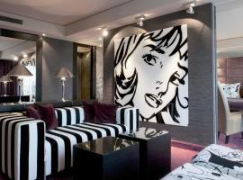 Atrium Hotel Mainz