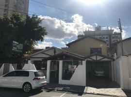 Apartamento com 2 quartos na Beira Rio - HOSTEL CASA VERDE