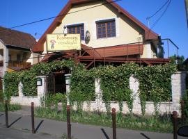 Kisherceg Szálláshely: Budapeşte'de bir Oda ve Kahvaltı