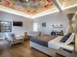 Martelli 6 Suite & Apartments, hotel a Firenze