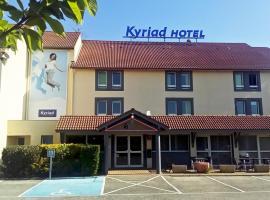 Kyriad Lyon Est - Saint Bonnet De Mure