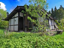 Quaint Holiday Home near Lake in Mielinghausen