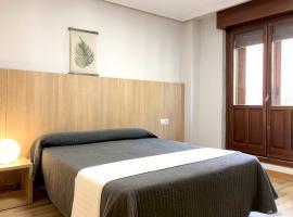 Hostal Bearan, hotel in Pamplona
