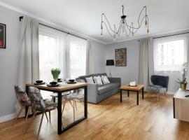 Short Stay Apartments, Unterkunft zur Selbstverpflegung in Danzig