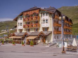 La Torretta, hotel in Passo del Tonale
