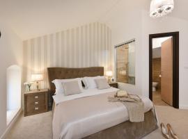 Harvey's luxury rooms
