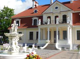 Sventes Muiža, hotel in Svente