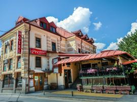 Hotel Premier Centar, hotel in Bitola