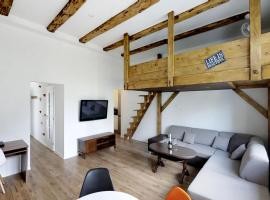 The Old Town Loft