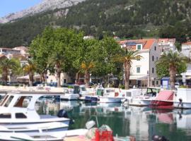 Pension Palac, hotel in Baška Voda