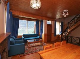 Grand Hill View Home near Naggar Road