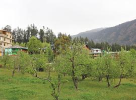Garden View 2BHK Home near Hadimba Road