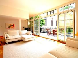 Vienna Residence | High class luxury apartment for short term stays at 9th district