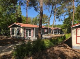 Chalet Forest, cabin in Baarle-Nassau
