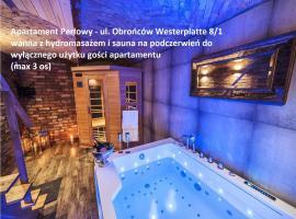 Sopot Spa Apartment, spa hotel in Sopot