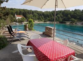 Seafront Apartments Osibova