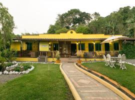 Hostal Agaseke Boquete, hotel in Boquete