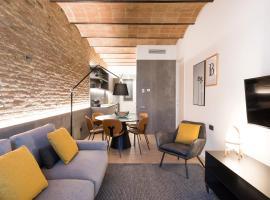Aspasios Sagrada Familia Apartments, apartamento en Barcelona