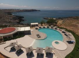 Kavos Hotel & Suites, hotel near The Holy Monastery of Agia Triada, Stavros