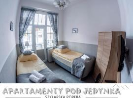 Apartamenty pod Jedynka - Jednosci Narodowej 3/1