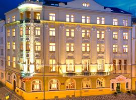 Theatrino Hotel, hotel in Prague