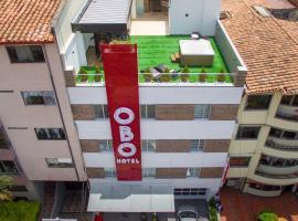 Obo Hotel, hotel en Medellín