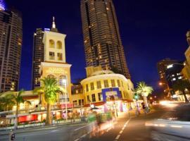 The Towers of Chevron Renaissance - Holidays Gold Coast