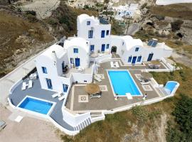 Santorini Traditional Suites, pet-friendly hotel in Vóthon