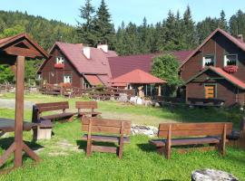 Leśniczówka Zieleniec, family hotel in Duszniki Zdrój