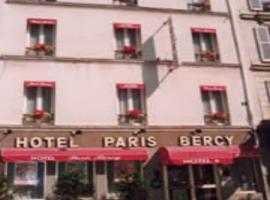 MEININGER Hotel Paris Porte de Vincennes, hotel a Parigi