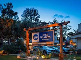 Best Western The Inn & Suites Pacific Grove, hotel near Monterey Museum of Art, Pacific Grove