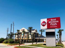 Best Western Plus Seawall Inn & Suites by the Beach, hotel in Galveston