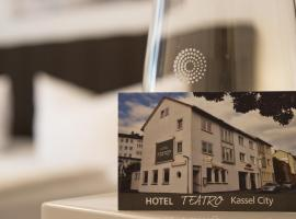 Hotel Teatro, Hotel in Kassel